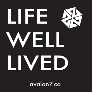Life Well Lived quote