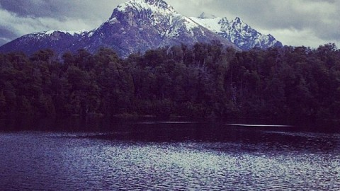 Adventurer @thespotishot adventuring in the mountains of Bariloche. #avalon7 #liveactivated www.avalon7.co