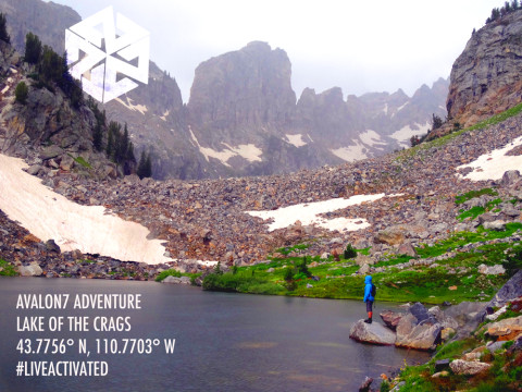 AVALON7 ADVENTURE- LAKE OF THE CRAGS