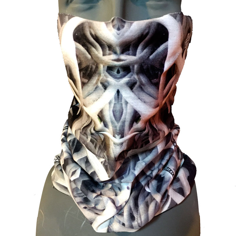 Elk Antler Camo Tshield hunting and fishing mask