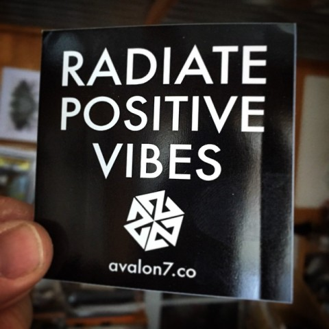 Activate the power of the positive mindset.  #radiatepositivevibes #AVALON7 #liveactivated www.avalon7.co