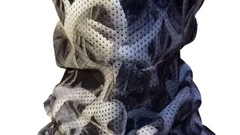 Tired of getting eaten alive by mosquitos on the river or hiking in the backcountry? Try out our Mesh Tshield facemasks! They keep the sun and the bugs off your face and neck, and are super breathable so you stay cool and stoked!  This design is called AntlerCamo. Available now at www.avalon7.co #avalon7 #tshield #facemask #liveactivated