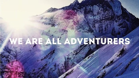 We are all adventurers.  #avalon7 #liveactivated #snowboarding #nepal Www.avalon7.co