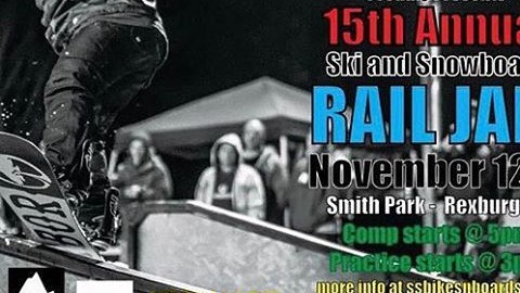 Ready to shred? Coming up this Saturday in Rexburg Idaho our friends at the @sledshed Are putting on their 15th annual rail jam!  We are always stoked to support local shred!  #avalon7 #liveactivated #snowboarding www.avalon7.com