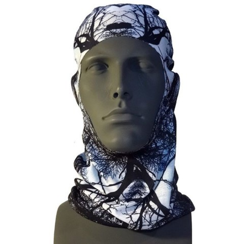 A7 Balaclavas are simply amazing.  Made from the same material as our Classic FaceShields, these things are lightweight, breathable and warm.  They are a perfect base layer for your face!  Add a Mesh FaceShield combo and you have the Powslayer System, which allows you to be fully covered and still breathe easily, and rotate the Mesh Shield when it gets wet while the Balaclava stays super comfy and dry. It is the best solution I've ever found for a cold powder day! – @robkingwill  #AVALON7 #seekthestoke #snowboarding #skiing #facemasks