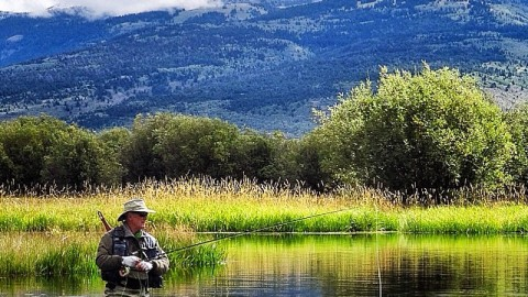 Eat Sleep Fish Repeat. #avalon7 #flyfishing #thinkoutside www.avalon7.co