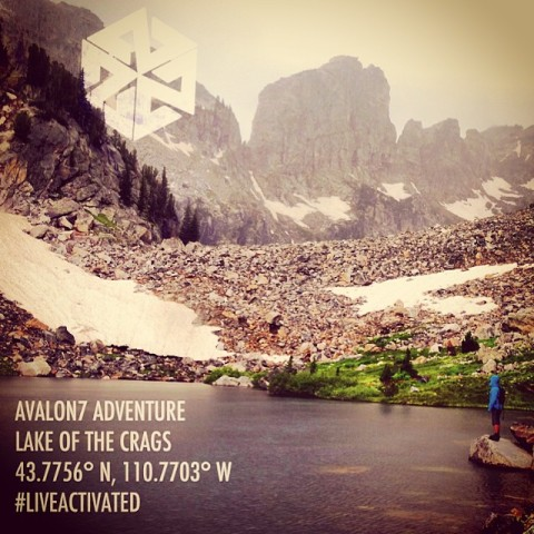 New LIVEACTIVATED adventure to the Lake of the Crags photo essay up now on www.avalon7.co!  Click the link on our bio to check it. Tag us in your adventures @avalon7 #liveactivated so we can share the stoke!