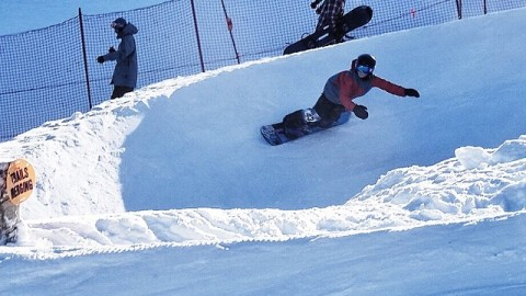 Congrats to super grom Wyatt Foley for winning his division at the #dirksenderby8 ! @peterfoleyusa you should be a proud papa! #snowboarding #avalon7 #gofasttakechances www.avalon7.co