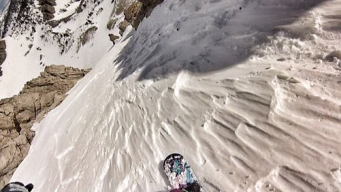 #AV7Renegade @kyehalpin shreds St Patty's couloir in the @jacksonhole backcountry. #avalon7 #liveactivated www.avalon7.co