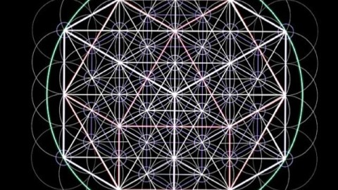 The Flower of Life. Meditate on this for a while. Follow the lines. It will take you places.  #sacredgeometry #avalon7