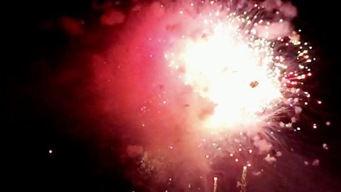 Things that go boom pop. #fireworks