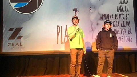 Happy birthday to the legendary @cholulaindahole! We had a chance to meet up with him and @austensweetin at the JH premiere of his new shred movie #Balance last night.  Definitely do not miss this amazing film when the tour comes to you town!  Thanks for keeping the soul in snowboarding DCP! @thebalancemovie #balancehelicontest @eaglepassheliskiing #snowboarding #dcp #inspireeachother #liveactivated