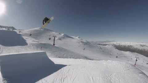 If watching @scottylago And the rest of this crew shred NZ doesn't get you hyped for winter I don't know what will!  Freshness shot and edited by #av7renegade and artist @richiebeats @travelindan @mikkelbang @Ben_ferguson all over the place and back again.by @richiebeats @neffheadwear #thelagoedits #newzealand #sweetas #snowboarding