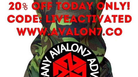 Time to get geared up for winter! We just dropped a bunch of new FaceShield designs on the site, including this rad new Camo. Use the code: liveactivated  at checkout and get 20% off your entire order. H appy Labor Day!  Www.avalon7.co