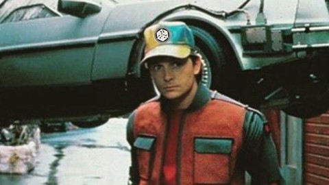 After today, the future is in the past. It's up to you now. #createyourfuture  #avalon7 #futurepositiv #backtothefutureday #backtothefuture www.wearealladventurers.com