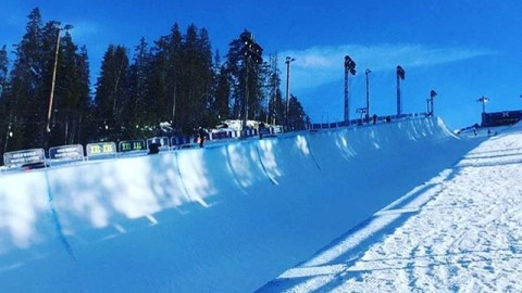@chasejosey rode into second place in qualifiers yesterday at the XGames Oslo! Send him good vibes for finals tonight! #chaserules #avalon7 #liveactivated #snowboarding #A7Renegade www.avalon7.co
