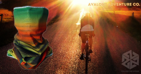 BREATHABLE BIKING FACEMASKS FROM AVALON7
