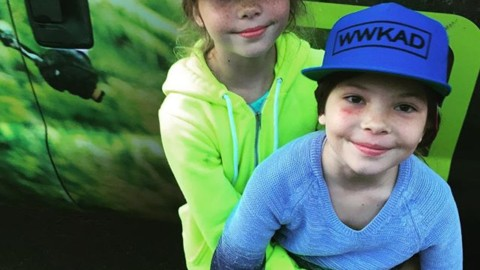 Kaia and Capri from @campofchampions rocking their custom WWKAD (What Would Ken Achenbach Do) A7CO snapbacks. When in doubt, just ask Ken. He's done more for snowboarding than most people ever will. #campofchampions #avalon7 #liveactivated #snowboarding #summercamp www.avalon7.co