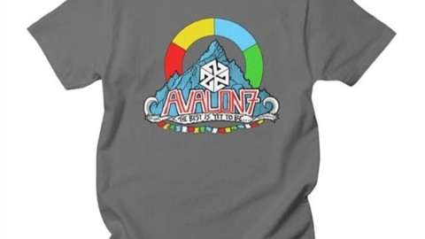 If you want to create your future you gotta start with the right mindset. Check out the new AVALON7 The Best Is Yet To Be tshirt design by @robkingwill in our online store. ️www.avalon7.co