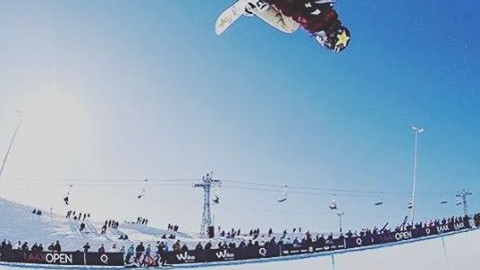 Massive congratulations to #A7Renegade @chasejosey for his win at the Laax Open yesterday!  Today is #WorldSnowboardDay, get out and #MobTheMtn with your friends! Best crew shot on the #MobTheMtn feed will win 10 #AVALON7 FaceShields! www.a-7.co