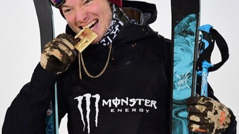 Huge congrats to @davidwise_ for winning his 4th gold medal in superpipe at XGames! #liveactivated #skiing