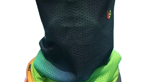 New Surfs Up Mesh FaceShield design is perfect for keeping the wind, sand and sun off your face at the beach or in the mountains. #avalon7 #seekthestoke #hiking #flyfishing #sup #facemask www.avalon7.com