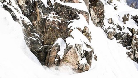 We can't wait for more of this. Photo: @oringwall #seekthestoke #shapersummit #snowboarding