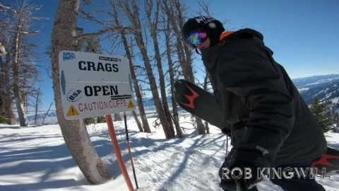 Every day we get closer to this. @robkingwill @gopro #seekthestoke #snowboarding