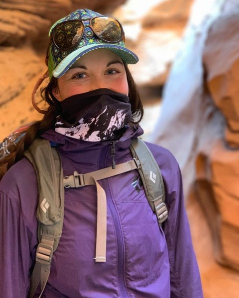 It's cold out there, but adventure calls!  Keep exploring with a new Classic FaceShield to protect you from the wind and cold.  Get 20% off through Monday at www.avalon7.com with the code: StormReady  #canyoneering #staystokedoutdoors