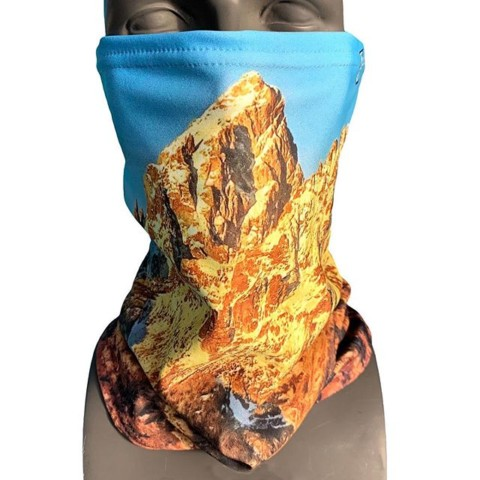 We ️mountains! Teton inspired StormFleece Faceshields are our warmest facemasks.  They will elevate your style and help you stay stoked this winter!  Available now at www.avalon7.com #StayStokedOutdoors #snowboarding #skiing