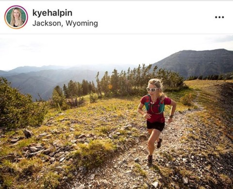 Good luck to A7 Artist @kyehalpin as she attempts to do the entire Teton divide end to end in one push. 12,000 ft elevation gain, and roughly 65 miles!  Go girl go!  #liveactivated #adventuresinhumanpotential #ultra