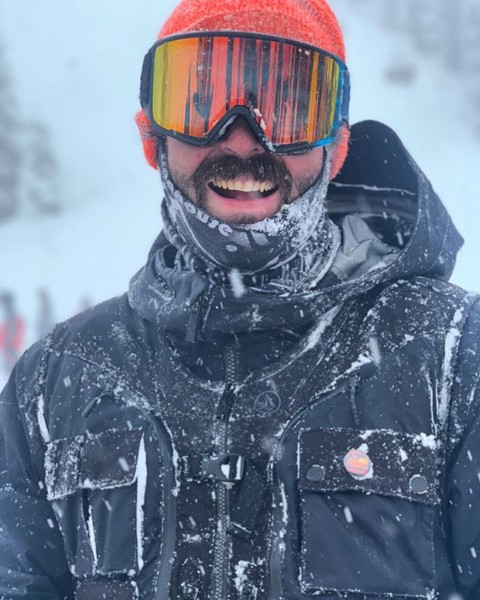 Who's ready for #PowFace?  #A7CO #LiveActivated #snowboarding #facemasks